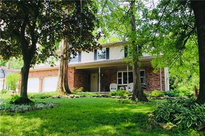Medina County Single Family Home Active Under Contract: 142 Claremont Drive