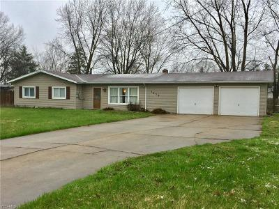 Brunswick Single Family Home For Sale: 1439 Yale Dr
