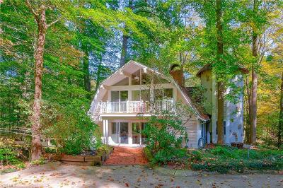 Chagrin Falls Single Family Home For Sale: 18399 Geauga Lake Rd