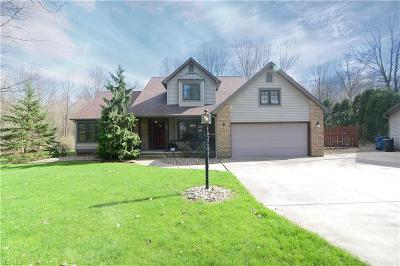 Lordstown Single Family Home Contingent: 655 Ravine Ct Southwest