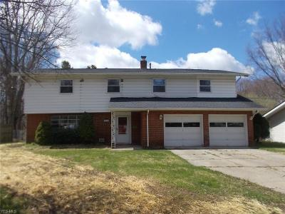 North Olmsted Single Family Home For Sale: 5462 Berkshire Dr