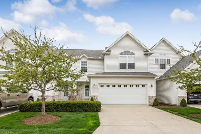 Avon Lake Condo/Townhouse Contingent: 764 Wildberry Cir