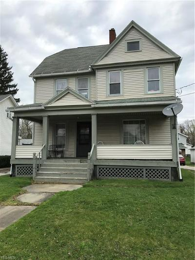 Ravenna Multi Family Home For Sale: 628 West Main St