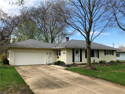 Brunswick Single Family Home For Sale: 1246 Blueberry Hill Dr