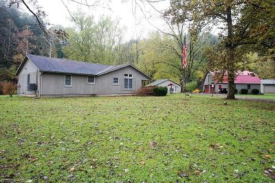 Ashland County Single Family Home Active Under Contract: 3144 County Rd 3175 (Wally Rd)
