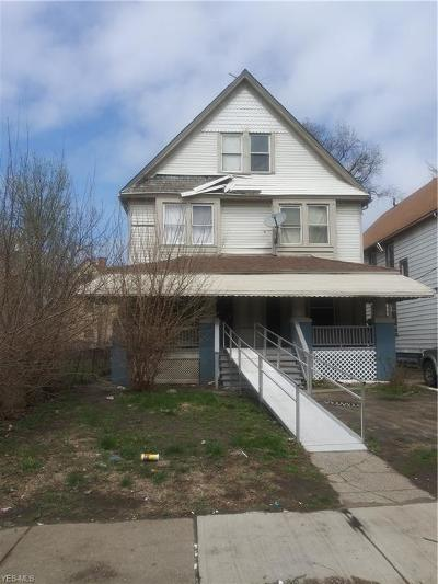 Cleveland Single Family Home For Sale: 10105 Somerset Ave