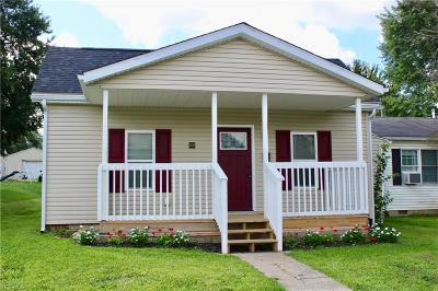 Single Family Home For Sale: 809 Johnson Ave