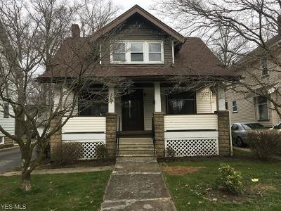 Warren Single Family Home For Sale: 387 Homewood Ave Southeast