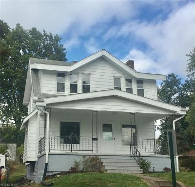 Girard OH Single Family Home For Sale: $69,900