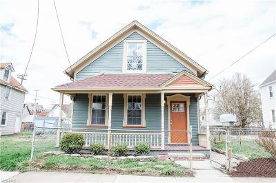 Cleveland Single Family Home For Sale: 2312 Prame Ave