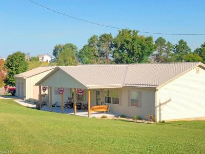 Morgan County Single Family Home For Sale: 3450 State Route 792