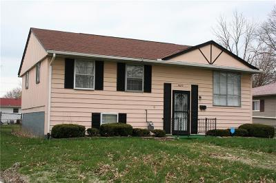 Lorain OH Single Family Home For Sale: $60,000