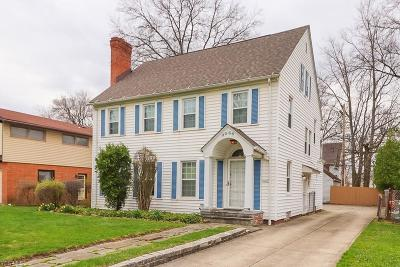 Cleveland Single Family Home For Sale: 3066 Keswick Rd
