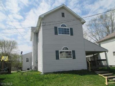 Zanesville OH Single Family Home For Sale: $64,000