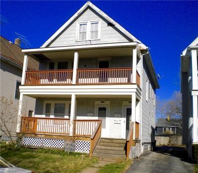 Cleveland Multi Family Home For Sale: 1297 West 115th St