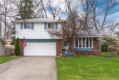 North Olmsted Single Family Home For Sale: 6164 Forest Ridge Dr