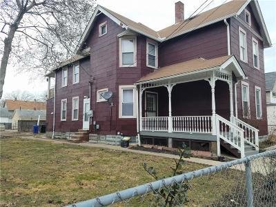 Multi Family Home For Sale: 2660 W 41st Street
