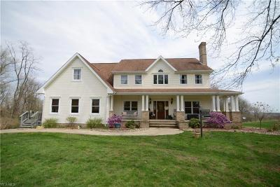 Columbiana County Single Family Home For Sale: 2402 Stagecoach Rd