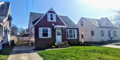 Parma Single Family Home For Sale: 4821 Yorkshire Ave