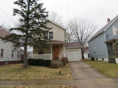 Cleveland Single Family Home For Sale: 3409 East 108th St