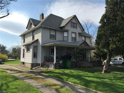 Stark County Multi Family Home For Sale: 2711 Erie Avenue