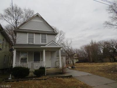 Cleveland Single Family Home For Sale: 3407 East 117th St