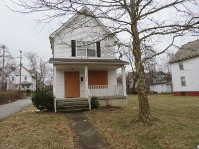 Cleveland Single Family Home For Sale: 3413 East 135th St