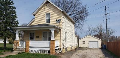 Lorain County Single Family Home For Sale: 507 East 35th St