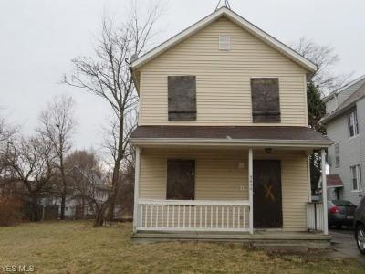 Cleveland Single Family Home For Sale: 3454 East 119th St