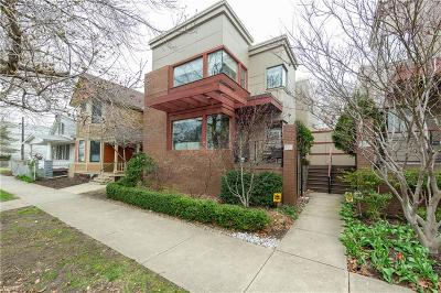 Cleveland Single Family Home For Sale: 2141 West 28th St