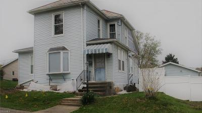 Zanesville OH Single Family Home For Sale: $79,900