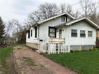 Mahoning County Single Family Home For Sale: 602 Pasadena Ave