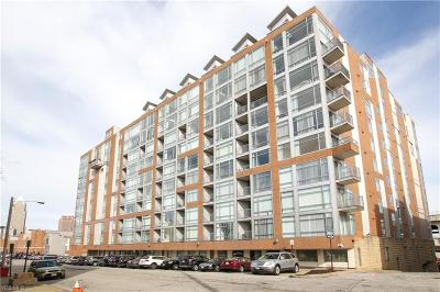 Ohio City Condo/Townhouse For Sale: 2222 Detroit Ave #608