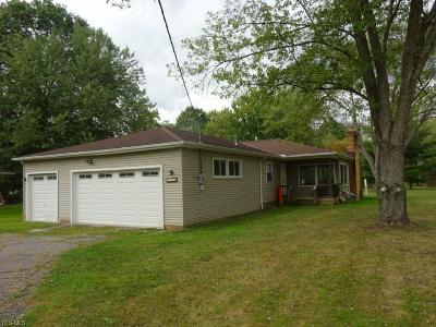 Parma Single Family Home For Sale: 7534 North Linden Ln