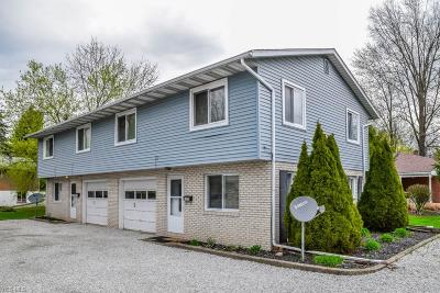 Stark County Multi Family Home For Sale: 1415 Field St Northwest