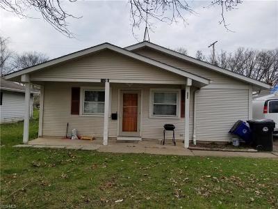 Single Family Home For Sale: 17700 Fairville Avenue