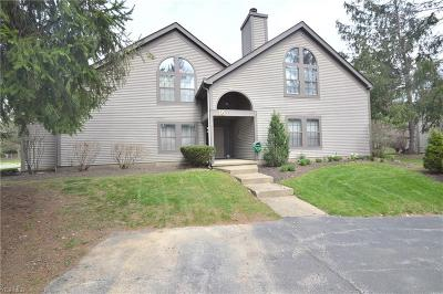 Boardman OH Condo/Townhouse For Sale: $119,500