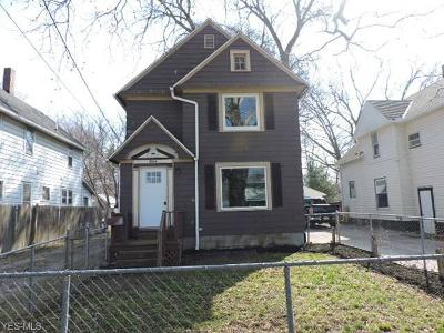 Ashtabula Single Family Home For Sale: 5544 Adams Ave