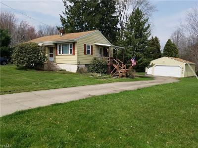 Vienna Single Family Home Active Under Contract: 4805 Coal Road