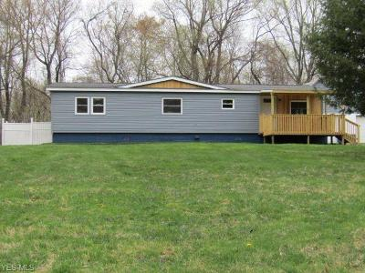 Single Family Home For Sale: 190 Township Road 431