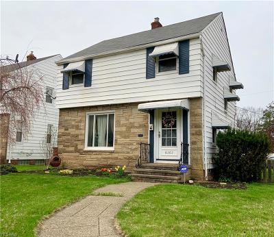 Cleveland Single Family Home For Sale: 6302 Orchard Grove Ave