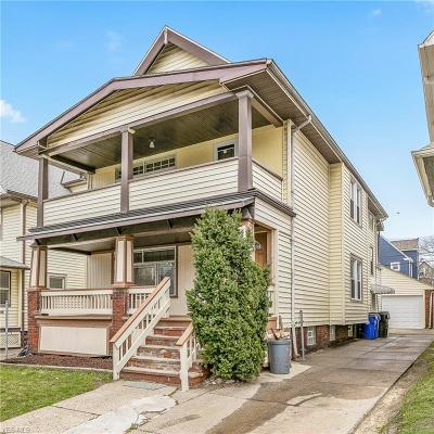 Cleveland Multi Family Home For Sale: 1333 West 64 St