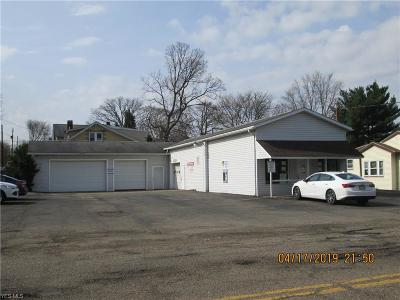 Stark County Commercial For Sale: 3308 12th St Northwest