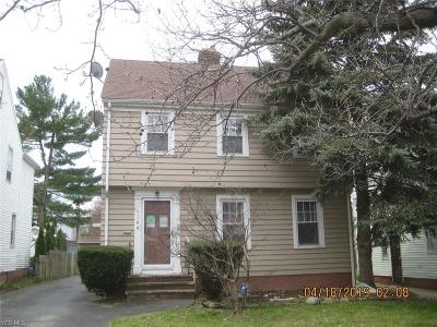 Cleveland Single Family Home For Sale: 1144 Brentwood Rd