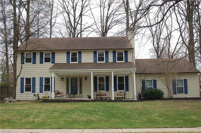 Avon Lake Single Family Home For Sale: 32379 Orchard Park Dr