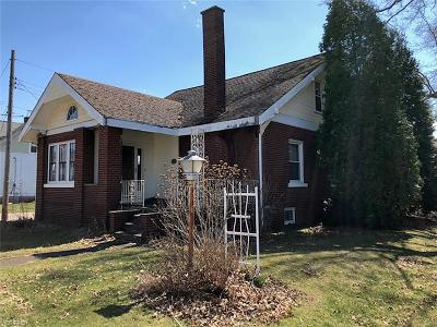 Single Family Home For Auction: 522 East Broad St