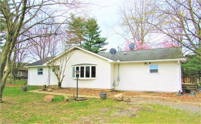 Kent Single Family Home For Sale: 5023 State Route 43