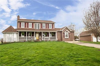 Wellington Single Family Home For Sale: 44485 Peck Wadsworth Road