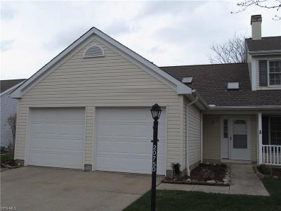 Strongsville Single Family Home For Sale: 20750 Sun Meadow Trl #7