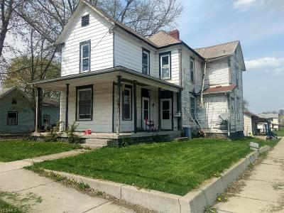 Single Family Home For Sale: 634 South 8th St
